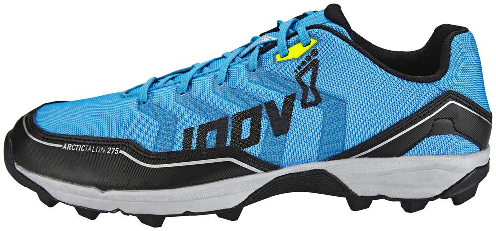 INOV-8 Arctic Talon 275 Chaussures de Course Pour Hommes, Noir, 42